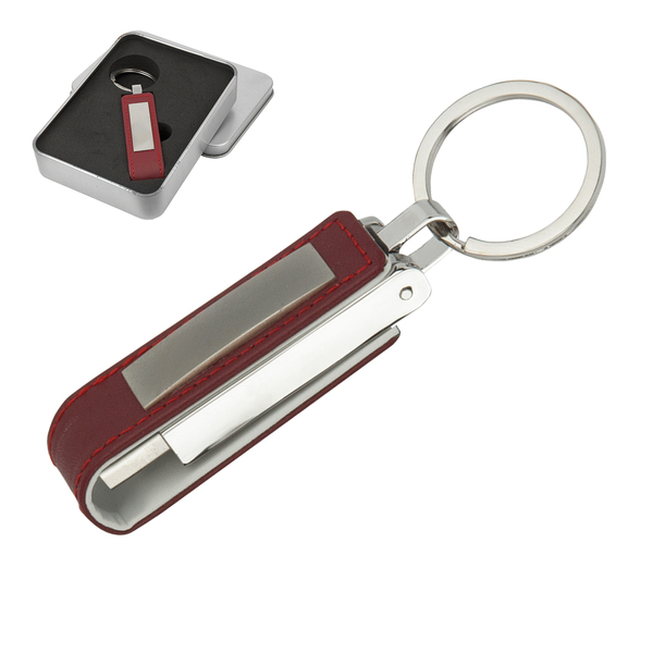 PU DERİ USB KAHVE - Promosyon Usb - Promosyon Ürünler