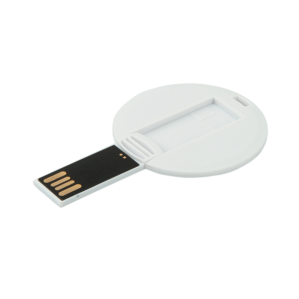 YUVARLAK USB  - Promosyon Usb - Promosyon Ürünler