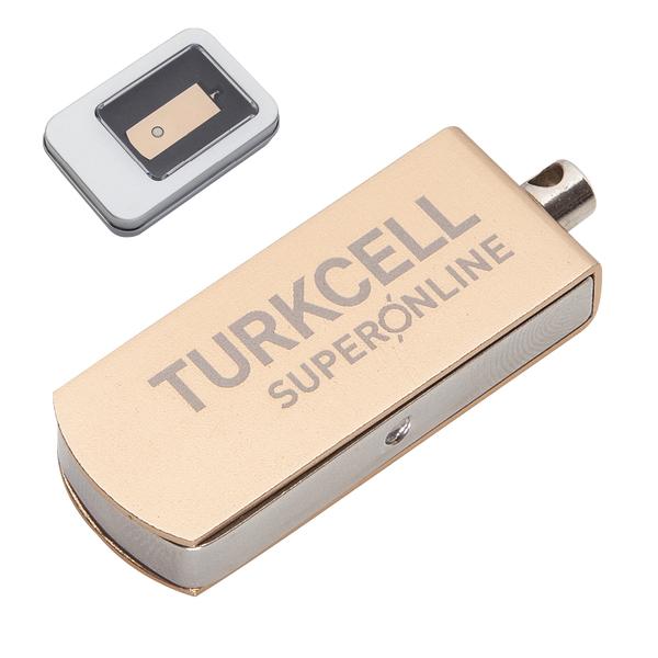 DÖNER BAŞLIKLI USB - Promosyon Usb - Promosyon Ürünler