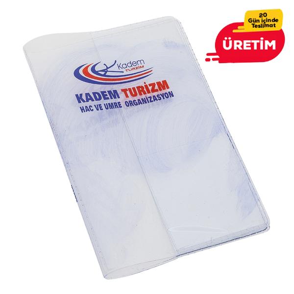 ŞEFFAF PASAPORT KABI - Promosyon İmalat Ürünleri - Promosyon Ürünler