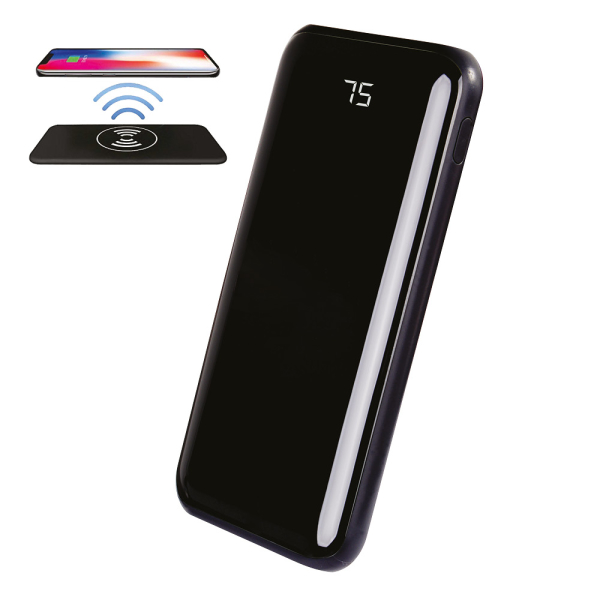 Promosyon NOVA WIRELESS KABLOSUZ POWERBANK