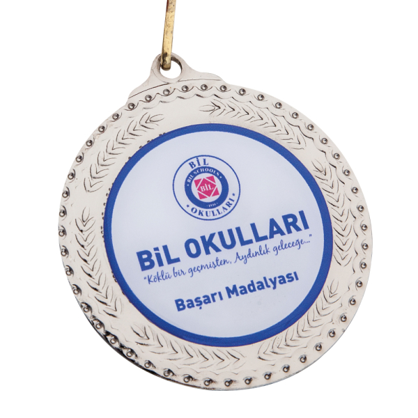 Promosyon MADALYON GÜMÜŞž C SERİSİ