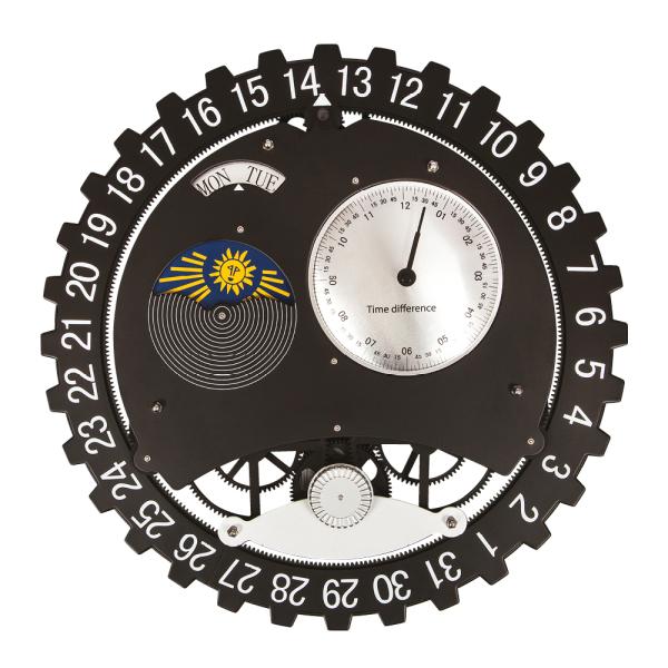 HEYBELİ DUVAR SAATİ (38 CM) - Promosyon Duvar Saati - Promosyon Ürünler